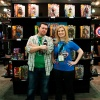 Grace Randolph, host of The Watcher, and Agent M at Toy Fair 2011