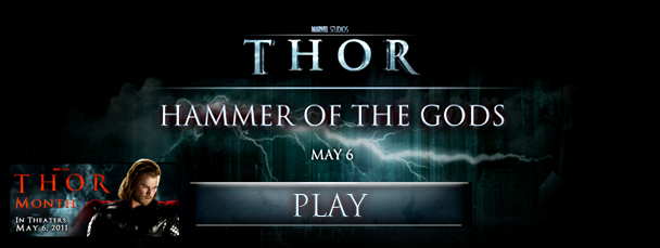 Play Thor: Hammer of the Gods Online