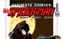 ULTIMATE COMICS SPIDER-MAN 3 2ND PRINTING VARIANT
