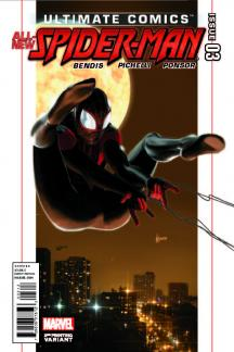Ultimate Comics Spider-Man (2011) #3 (2nd Printing Variant)