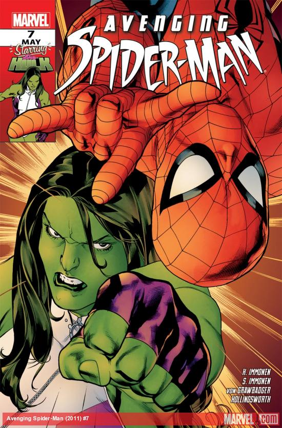 Avenging Spider-​Man (2011) #7