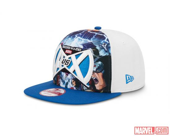 Avengers Vs. X-Men New Era Hats