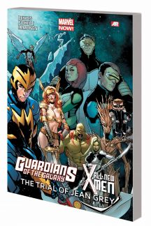 GUARDIANS OF THE GALAXY/ALL-NEW X-MEN: THE TRIAL OF JEAN GREY TPB (MARVEL NOW)