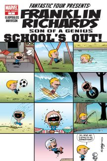 Franklin Richards: Schools Out #1