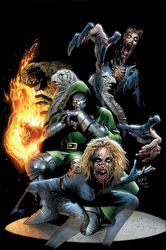 ULTIMATE FANTASTIC FOUR #30