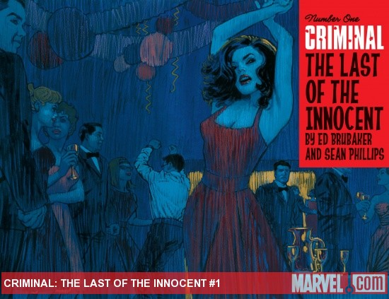 Criminal: The Last of the Innocent #1