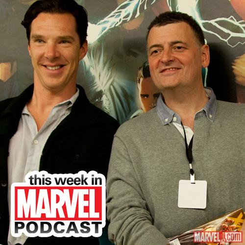 This Week in Marvel: Benedict Cumberbatch