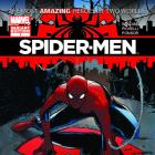 SPIDER-MEN 1 PICHELLI VARIANT (1 FOR 100, WITH DIGITAL CODE)