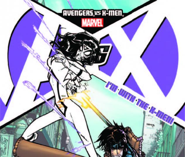 AVENGERS VS. X-MEN 10 X-MEN TEAM VARIANT (WITH DIGITAL CODE)