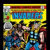 Invaders (1975) #32 Cover