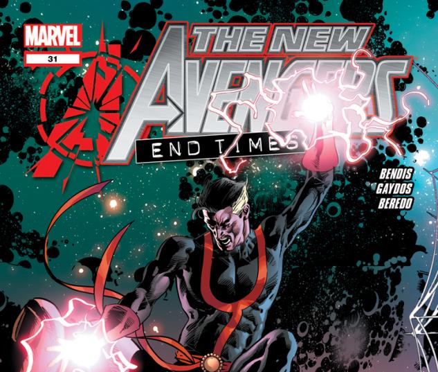 New Avengers #31
