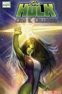 She-Hulk: Cosmic Collision (2008) #1