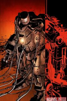 Invincible Iron Man (2008) #24 (ZIRCHER VARIANT)
