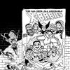X-BABIES promo art by Jacob Chabot
