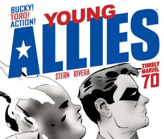 YOUNG ALLIES COMICS 70TH ANNIVERSARY SPECIAL #1 (MARTIN VARIANT)