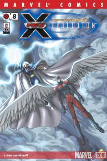 X-Men: Evolution #8