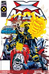 X-Man #4 