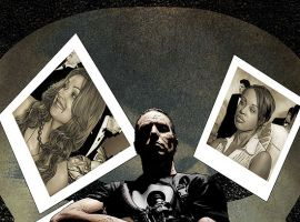PUNISHER (1998) #43 COVER