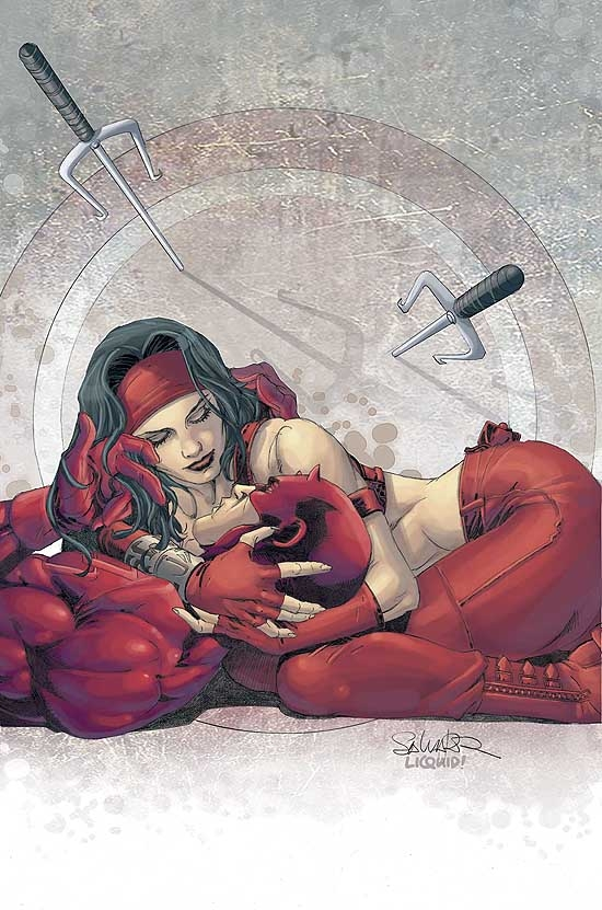 ULTIMATE ELEKTRA (1999) #4 COVER