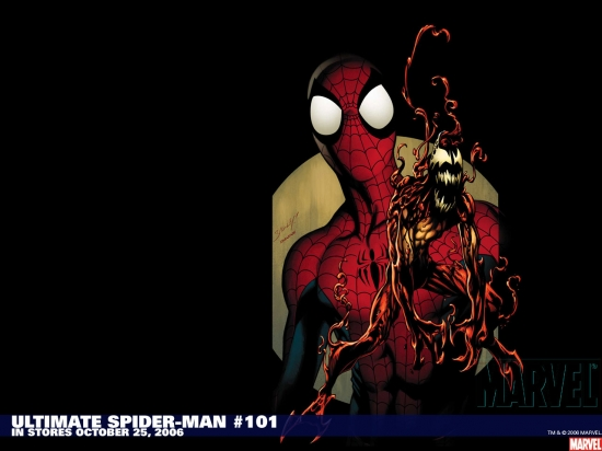 Ultimate Spider-Man (2000) #101 Wallpaper