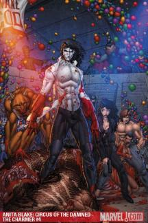 Anita Blake: Circus of the Damned - The Charmer #4