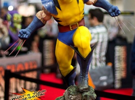 San Diego Comic-Con 2011: Wolverine Legendary Scale Figure from Sideshow Collectibles