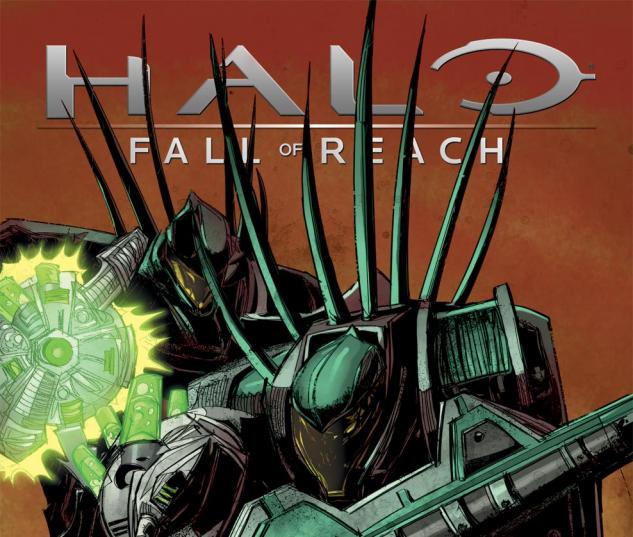 Halo: Fall of Reach - Covenant (2011) #3