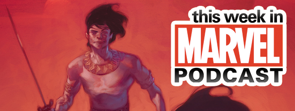 This Week in Marvel Podcast, Episode #20.5