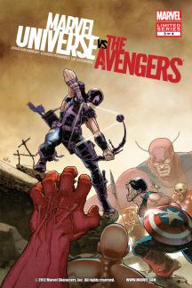 Marvel Universe vs. The Avengers (2012) #3