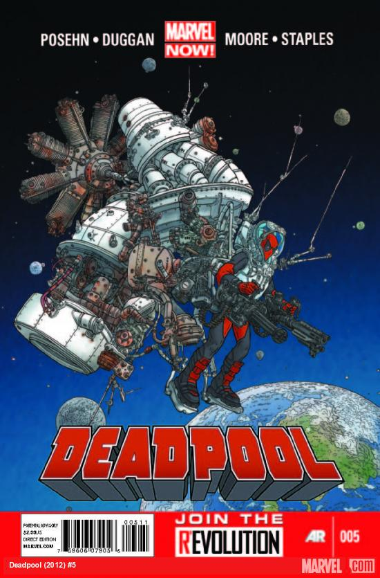 DEADPOOL 5