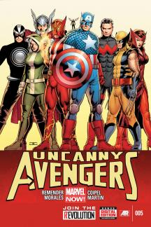 Uncanny Avengers (2012) #5