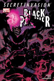 Black Panther (2005) #40