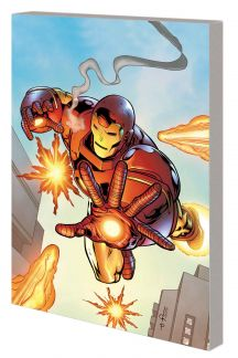 IRON MAN: ARMORED VENGEANCE TPB (Trade Paperback)