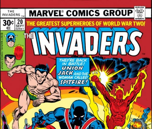 Invaders, The #20