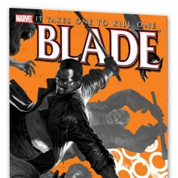 BLADE: UNDEAD AGAIN #0