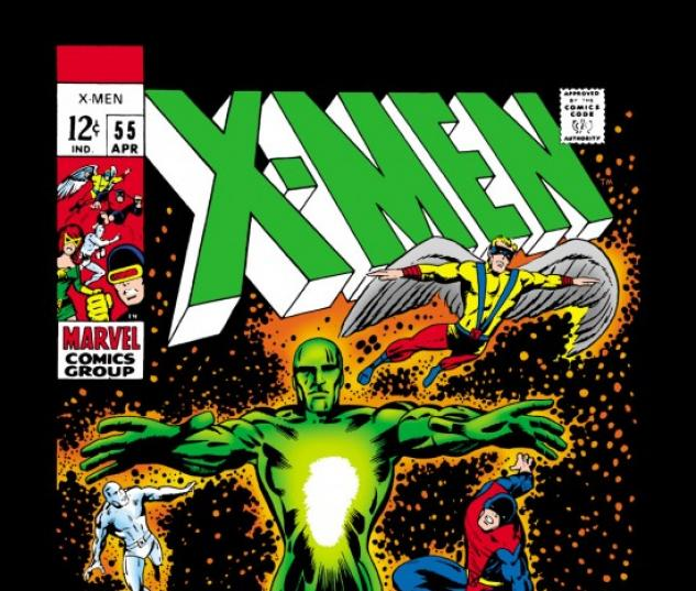 UNCANNY X-MEN #55