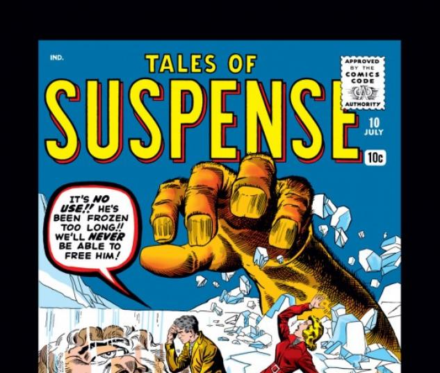 TALES OF SUSPENSE #10