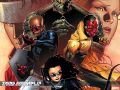 Young Avengers (2005) #9 Wallpaper