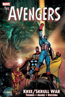 Avengers: Kree/Skrull War (Trade Paperback)