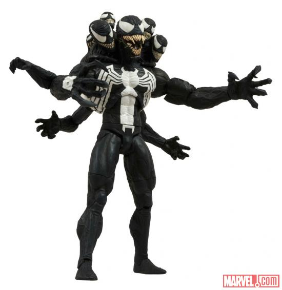 Venom figure from Diamond Select Toys
