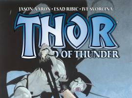 THOR: GOD OF THUNDER 5 2ND PRINTING VARIANT (NOW, WITH DIGITAL CODE)