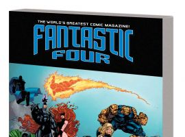 FANTASTIC FOUR/INHUMANS: ATLANTIS RISING TPB