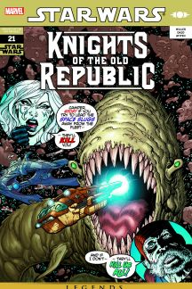 Star Wars: Knights Of The Old Republic #21