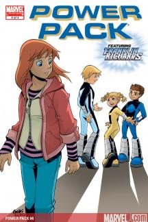 Power Pack (2005) #4