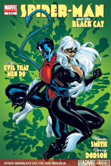 Spider-Man/Black Cat: Evil That Men Do (2002) #5