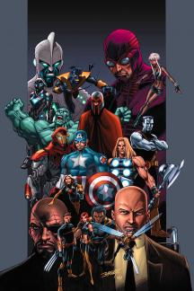 Official Handbook of the Ultimate Marvel Universe 2005 #2