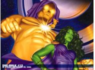 She-Hulk (2004) #12 Wallpaper