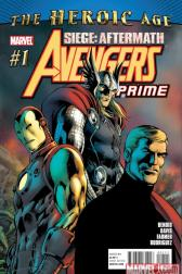 Avengers: Prime #1 