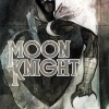 Moon Knight (2011) #1 second printing variant cover by Alex Maleev