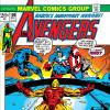 Avengers (1963) #106 Cover